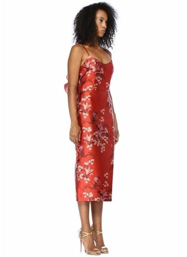 JohannaOrtiz Kokteyl Elbise Kırmızı